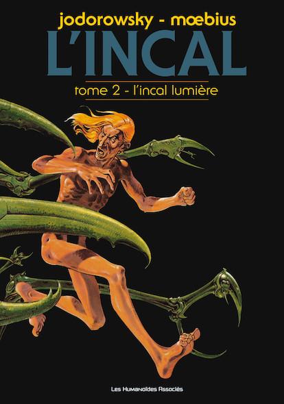 L'Incal T2 : L'Incal lumière