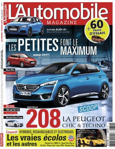 Automobile Magazine - Mai 2017