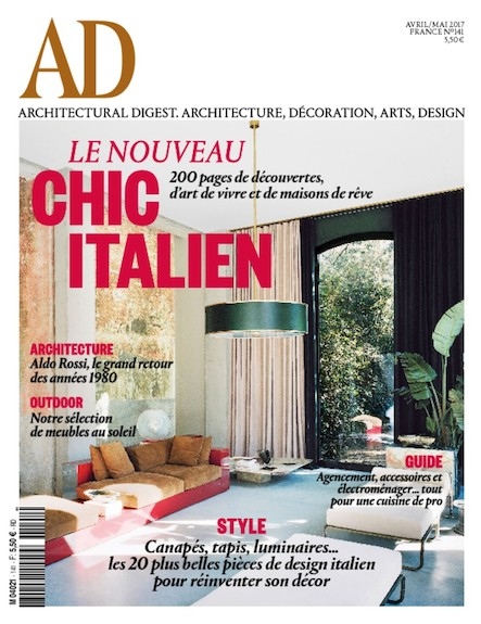 Architectural Design - Avril/Mai 2017
