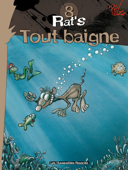 Rat's T8 : Tout baigne