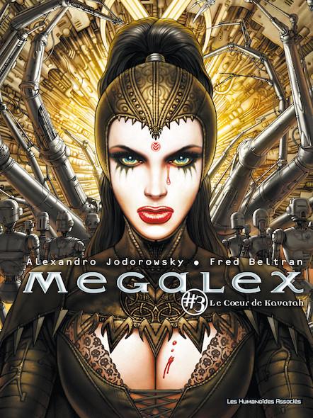 Megalex T3 : Le Cœur de Kavatah