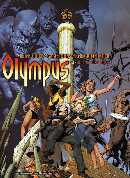 Olympus T2 : Le Temple des Dieux