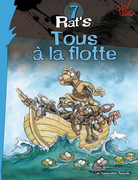 Rat's T7 : Tous à la flotte