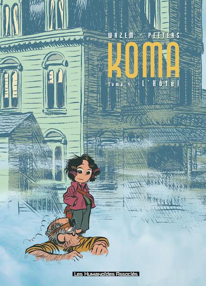 Koma T4 : L'Hôtel