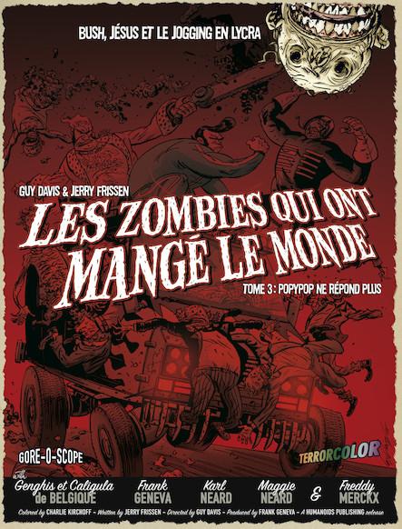 Les Zombies qui ont mangé le monde T3