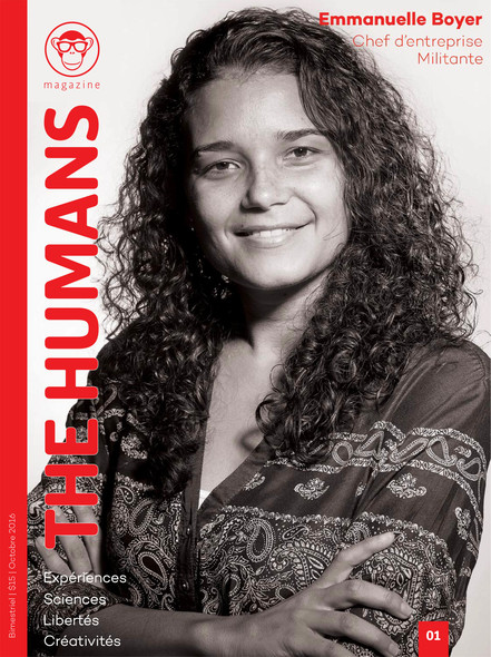 The Humans magazine