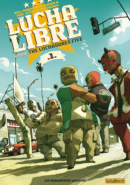 Lucha Libre T1 : Introducing the Luchadores Five