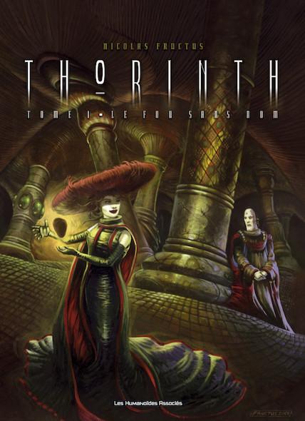 Thorinth T1 : Le Fou sans nom