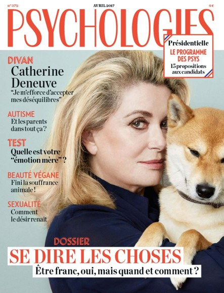 Psychologies Magazine - Avril 2017