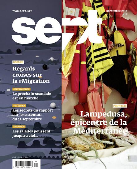 Sept, le mook suisse #4
