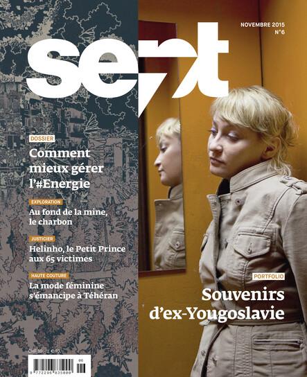 Sept, le mook suisse #6