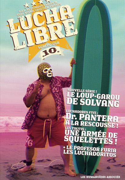 Lucha Libre T10 : Surfin' USA