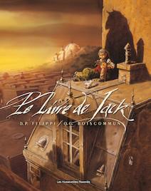 Les Livres de vie T1 : Le Livre de Jack | Filippi, D-P
