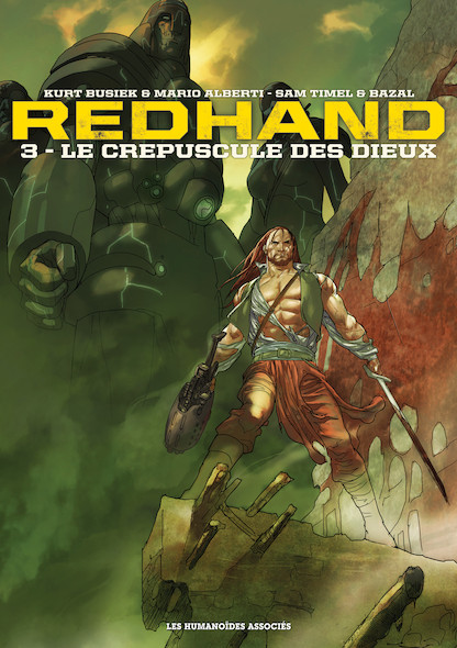 Redhand T3