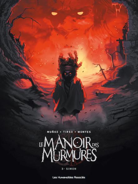 Le Manoir des murmures T3 : Simon