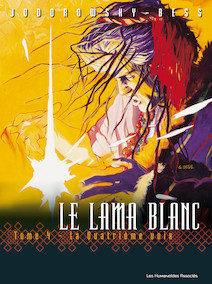 Le Lama Blanc T4 : La Quatrième voix |