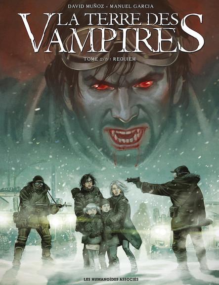 La Terre des vampires T2 : Requiem