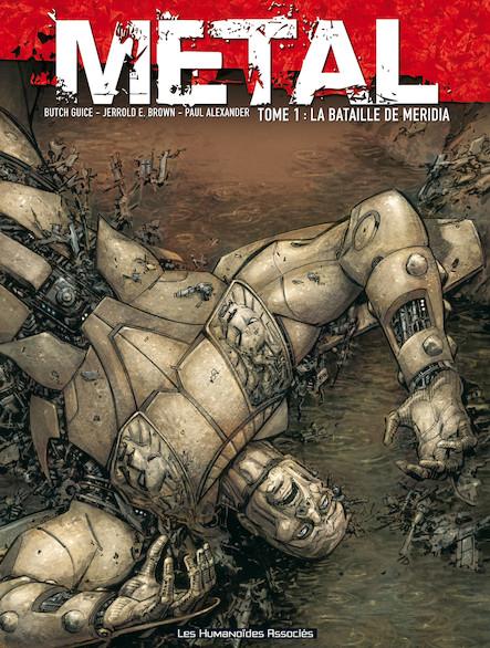 Metal T1 : La Bataille de Méridia