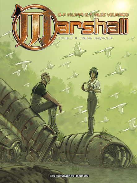 Marshall T3 : Litanies Vespérales