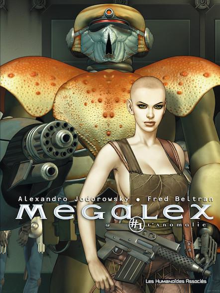 Megalex T1 : L'Anomalie