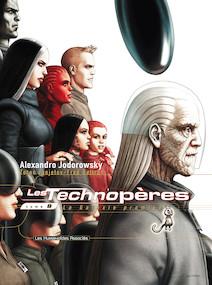 Les Technopères T8 : La Galaxie promise |