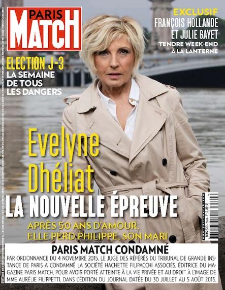 Paris Match N°3544