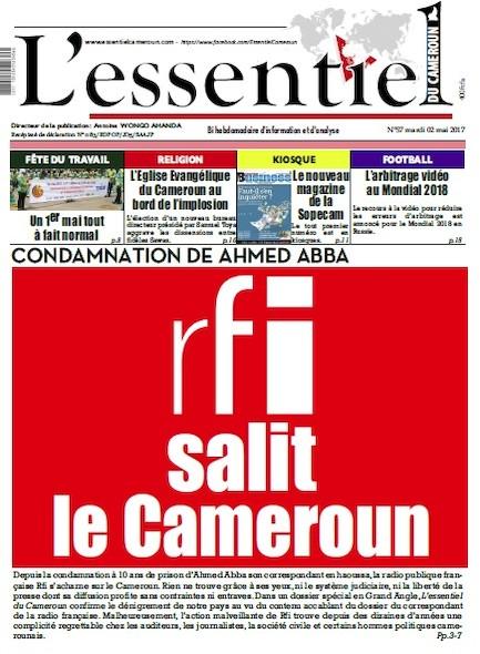 L'essentiel du Cameroun - Numéro 057