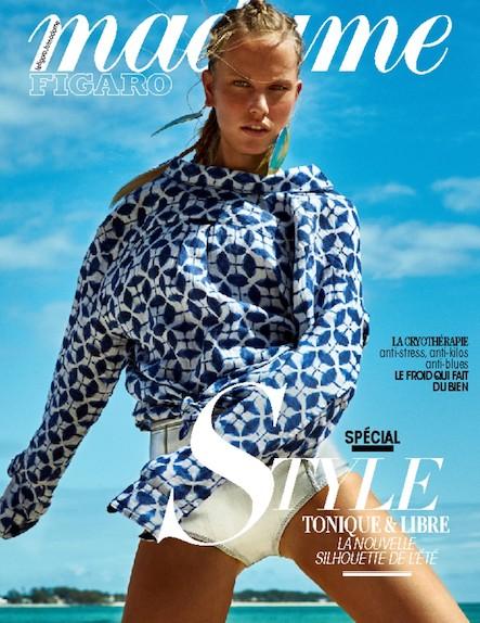 Madame Figaro - Avril 2017 N°4