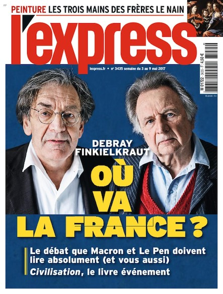 L'Express - Mai 2017 - Où va la France ?
