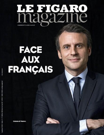 Le Figaro Magazine - Mai 2017 : Face aux français