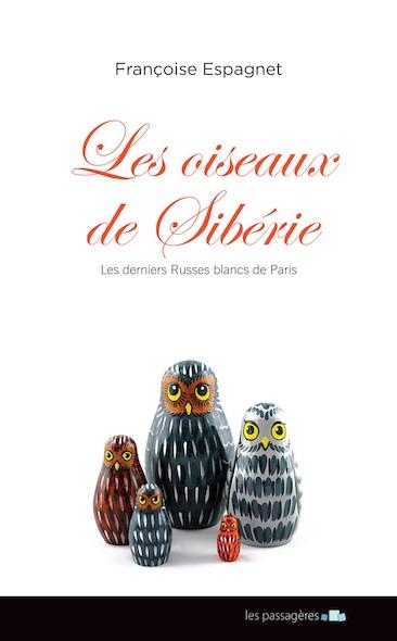 Les oiseaux de Sibérie