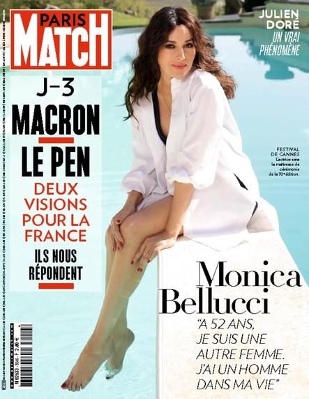 Paris Match N°3546