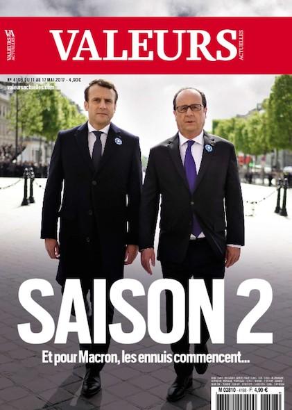 Valeurs Actuelles - Mai 2017 - Saison 2