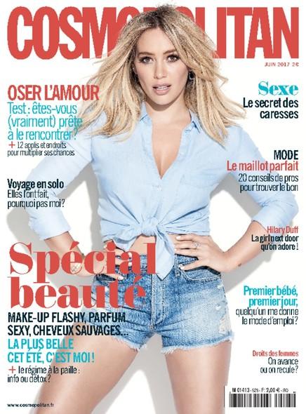 Cosmopolitain - Juin 2017