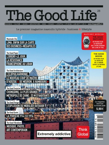 The Good Life N°28 - Avril 2017