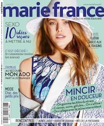 Marie France - Juin 2017 |