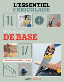 Techniques de base (L'essentiel du bricolage) | Sallavuard, Nicolas