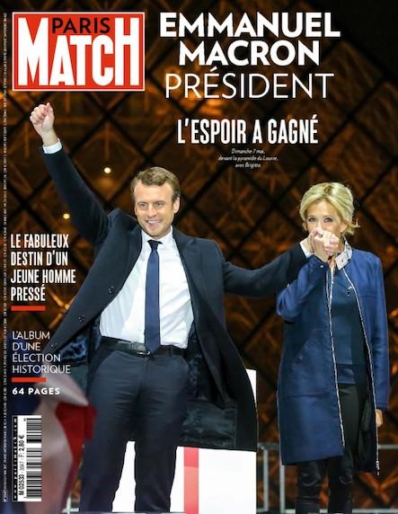 Paris Match N°3547