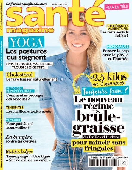 Santé Magazine - Juin 2017