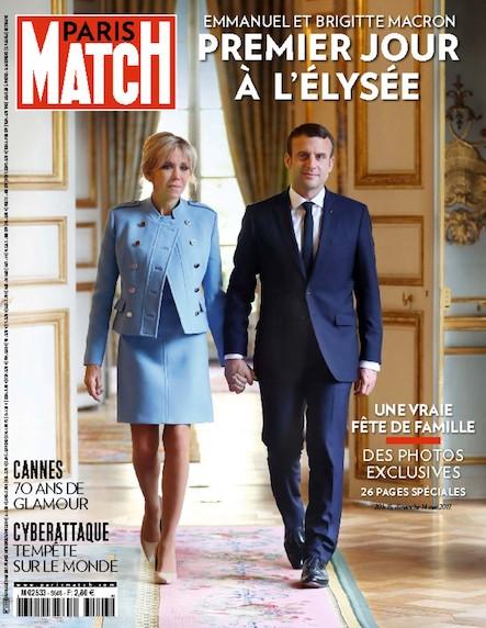 Paris Match N°3548