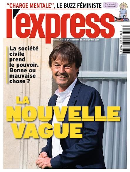 L'Express - Mai 2017 - La nouvelle vague
