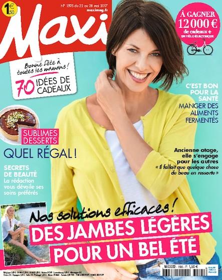 Maxi   Mai 2017   N°1595