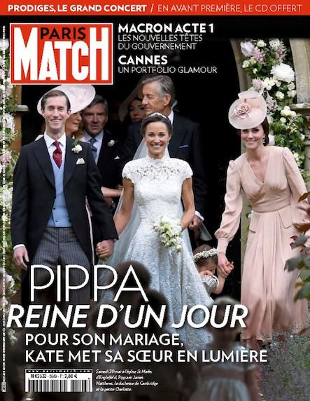 Paris Match N°3549