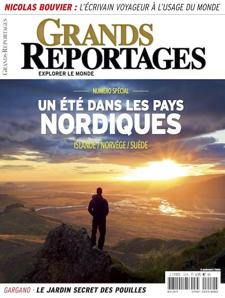 Grands reportages - Mai 2017