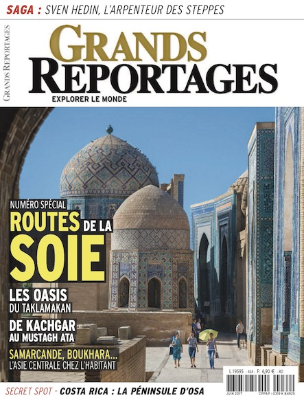 Grands reportages - Juin 2017
