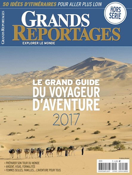 Grands reportages - Printemps 2017