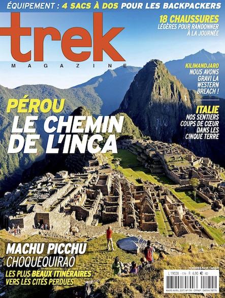 Trek Magazine - Mars/Avril 2017