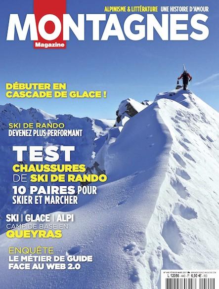 Montagnes magazine - Février/Mars 2017