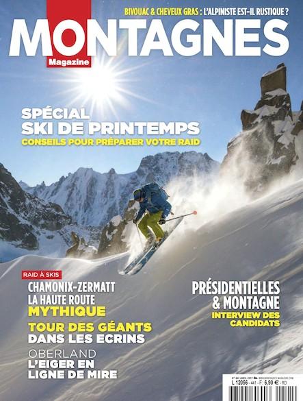 Montagnes magazine - Avril 2017