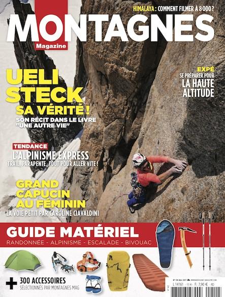 Montagnes magazine - Mai 2017